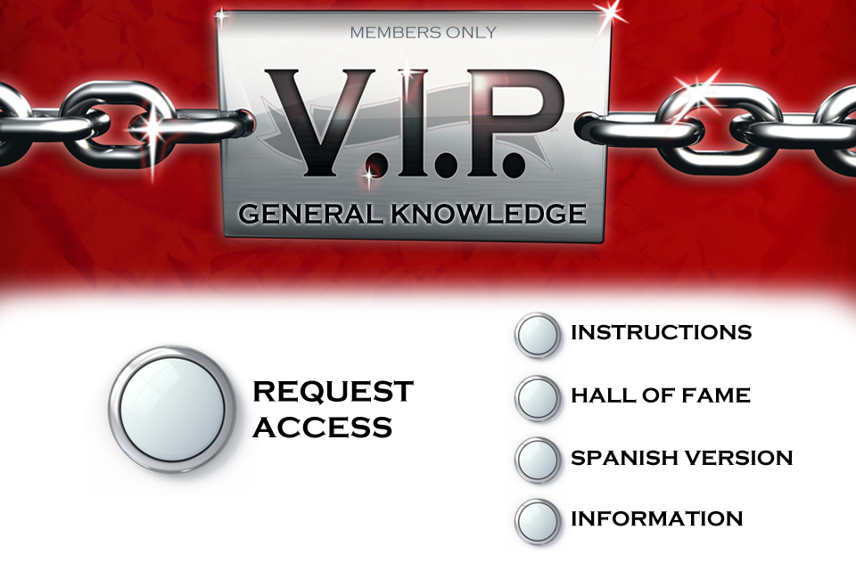 Screenshot VIP CLUB General KNOWLEDGE